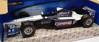 Hot Wheels 1/24 Scale Diecast 54297 - BMW F1 GP Car #5 Compaq