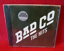 Bad Company~The Hits CD NEW SEALED