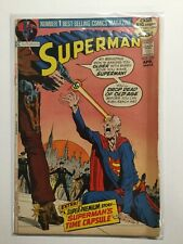 Superman 250 Very Good Vg 4.0 Dc Comics