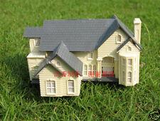 3D Plastic House Construction Kit Gothic Villa model