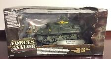 NIB Forces of Valor 1/32 U.S. M3 Lee Tank with Accessories Tunisia 1942 #81311
