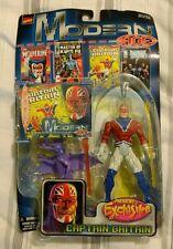 Marvel Comics età moderna CAPITAN BRETAGNA figura Toy Biz 1999 NUOVO CON SCATOLA