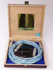 Supra Cables Sword ISL-XLR Stereo XLR NF Kabel 2x 2,00 Meter Stereopaar