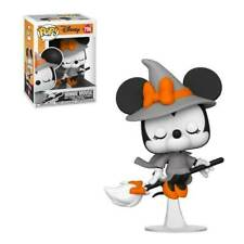 Funko Pop! Disney Witchy Minnie Mouse #796 Halloween Figure with Protector Case