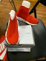 100 % AUTHENTIC BRAND NEW BALENCIAGA KIDS GABRIC SNEAKER  W/ ORIGINAL RECEIPT