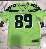 Nike Doug Baldwin Seattle Seahawks #89 Color Rush Limited Jersey M Green $150