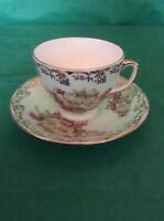 OLD ROYAL BONE CHINA CUP & SAUCER