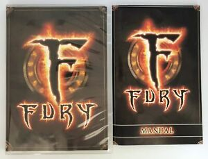 FURY PC Game Windows XP/Vista Suggested Rated M15+