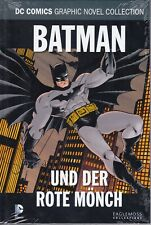 DC COMICS GRAPHIC NOVEL COLLECTION Band 110 BATMAN UND DER ROTE MÖNCH NEU&OVP