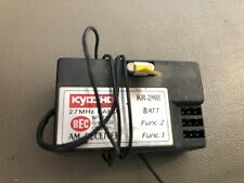 Kyosho KR-2mb 27mhz AM 2 Channel Receiver for Tamiya Losi HPI Traxxas