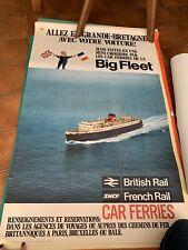 More details for original railway posters - joblot x 19