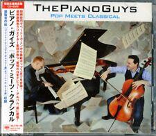 PIANO GUYS-POP MEETS CLASSICAL-JAPAN ONLY CD+DVD BONUS TRACK Ltd/Ed G29