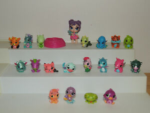 HATCHIMALS COLLEGGTIBLES - Lot of 20 - GREAT CONDITION!