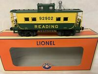 ✅LIONEL READING NE NORTHEASTERN LIGHTED CABOOSE 6-83358 NEW!