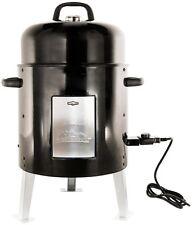Masterbuilt Electric Bullet Smoker Grill Barbecue Yard garden Outdoor Cooking