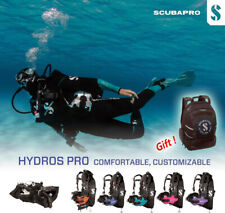 Scubapro Hydros Pro Men's BCD  / 9 Colors ~ FREE SHIPPING