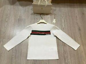 100 % AUTHENTIC Gucci T-shirt size 6Y