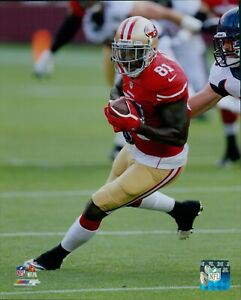 Anquan Boldin San Francisco 49ers NFL Licensed Unsigned Matte 8x10 Photo E