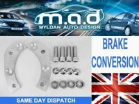 Volkswagen MK1 Golf Brake Conversion Kit / Brackets For G60 Calipers 280mm Discs
