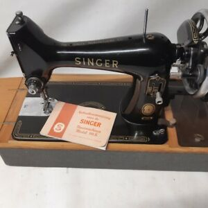 1958 SINGER 99K in stunning condition with accessories