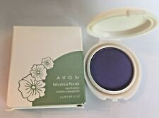 ~Avon~Fabulous Florals Eyeshadow~Violet~Nib~Disc ontinued~