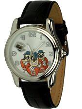 Disney Uhren Automatikuhr Panzerknacker Motiv Sammleruhr Unisexuhr OVP