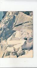 BF25184 chamonix mont blanc tranches de seracs au mont   france front/back image