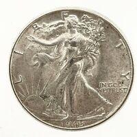 1945-P GEM BU MS UNC Walking Liberty Half Dollar Full Head US COIN Silver  #2