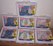"""Barbie """"TOY STORY 4"""" Lot of 7 Tops, New, Low$, Free Shipping.!!"""