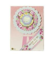 Bride To Be Truly Hen Rosette Badge By Talking Tables - Hen Party Night Do Gift