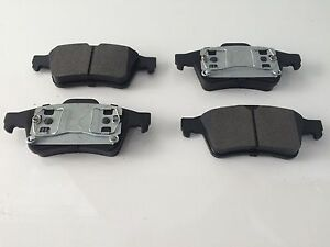 Brake Pads Rear Fits DB1665 SM Saab 9-3 1.8 Turbo 110kw Petrol 2002 - 2015