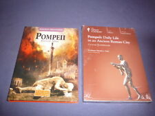 Teaching Co Great Courses      DVDs         POMPEII        new  + BONUS
