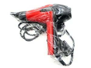 Elchim 2001 Professional Hair Dryer 2000 Watts - Red/Black