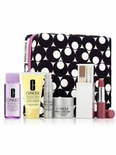 Clinique Smart Night Creme,Serum,DDM Lotion,Lipstick And Ivory Bisque Shadow Duo