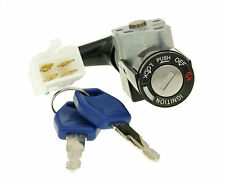 Ignition Switch and Keys for Honda Lead (03-07)