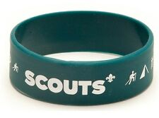 SCOUT WRISTBAND OFFICIAL SCOUTS UNIFORM NEW