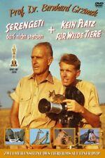 Serengeti darf nicht sterben / Kein Platz für wilde Tiere [DVD/NEU/OVP] Bernhard
