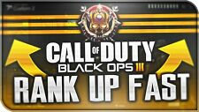Call of Duty: Black Ops III (PS4) Level Up