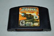 Battlezone: Rise of the Black Dogs  (Nintendo 64, 2000) TESTED N64 BATTLE ZONE
