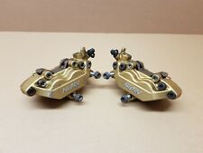 Honda CBR600RR 2004 Front brake calipers ,Very clean condition ,Fits 2003 - 2004
