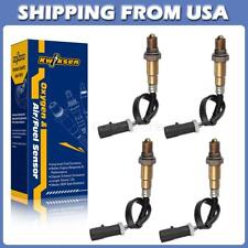 4xOxygen O2 Sensor Upstream & Downstream For Ford F-150 4.2L 4.6L 5.4L 2004-2008