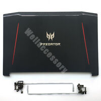 New For Acer Predator Helios 300 G3-571 Lcd Back Cover W/ Hinges AM211000500