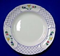 """Herend LATTICE HILL 13"""" Chop Plate Round Platter Hungary MINTY!!"""
