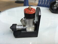 1961 McCoy 29 Red Head Stunt model airplane engine vintage .29 control line CL