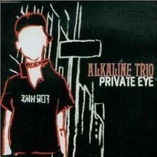 ALKALINE TRIO Private Eye w/ EDIT & VIDEO UK CD Single