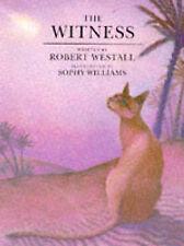 ROBERT WESTALL The Witness (Christmas cat/nativity story FREE POST