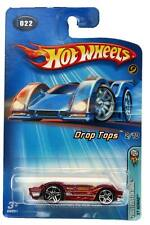 2005 Hot Wheels #022 Drop Tops First Editions '57 Nomad blue stripe