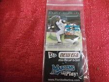 Florida Marlins Luis Castillo Give Away Pin MLB