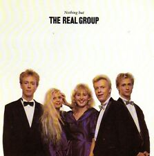 CD Nothing But THE REAL GROUP: , A-Capella Vocal Jazz Schweden 1989