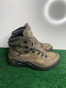 lowa womens hiking boots renegade gtx mid size 6.5 Vibram